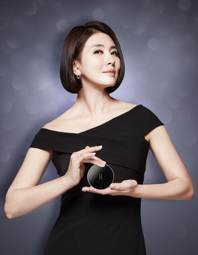 프리미엄 화장품 브랜드 황후지화, 명품 배우 이일화 모델로 타임리스 쿠션 출시!