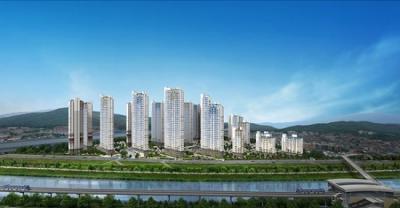 서희건설, '용인 보평역 서희스타힐스 리버파크'… 뜨거운 견본주택 열기