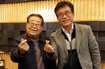 방송인 송해, 대박싸기프트 연말 콜라보 '기부 릴레이' 돌입