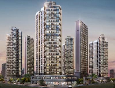 올림픽공원 가까운 '삼세권 아파트' 눈길, 방이동 중소형 민간임대아파트 '스카이 베르데 포레'