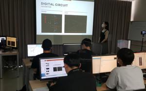 나인플러스IT㈜, 오픈하드웨어랩에서 전자공학과특강 진행