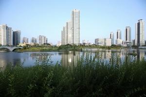 인천 집값상승 '청라한양수자인 레이크블루' 관심